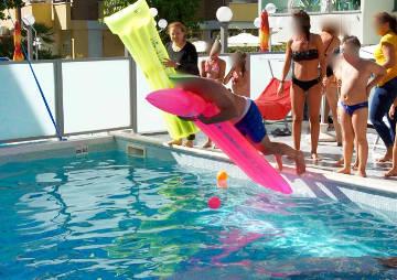 Una settimana speciale   tra piscina e mare !!!😀